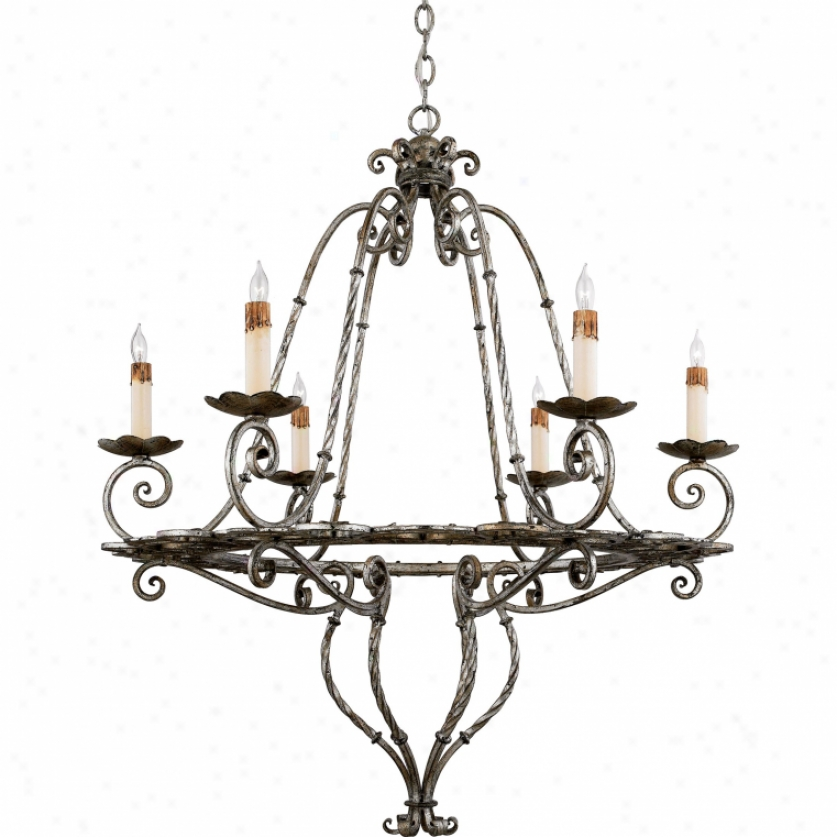 Rvz5006cs - Quoizel - Rvz5006cs > Chandeliers