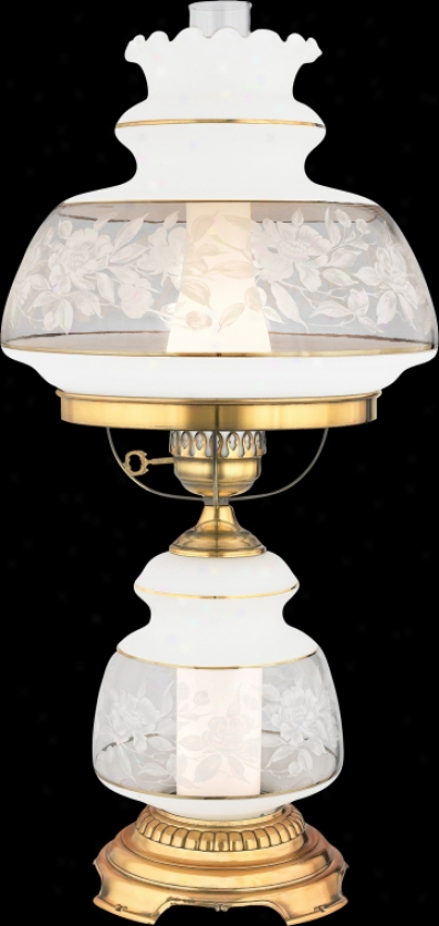 Sl703g - Quoizel - Sl703f > Table Lamps