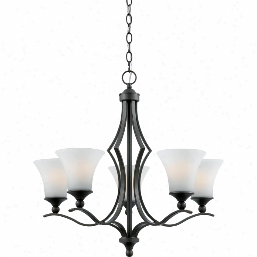 Sr5005in - Quoizel - Sr5005in > Chandeliers
