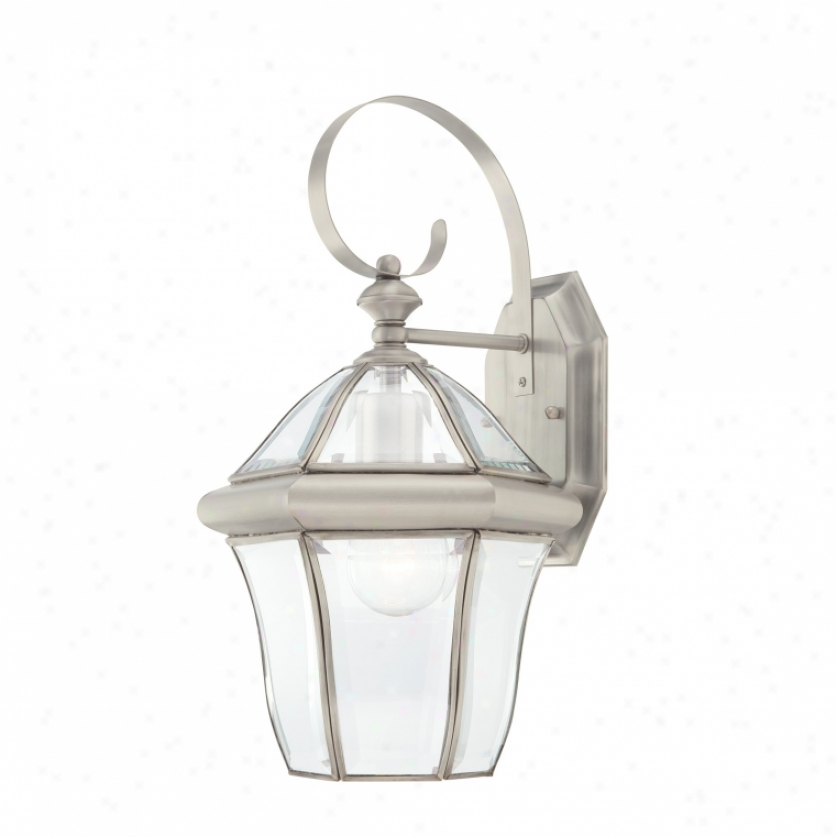 Sx8409p - Quoizel - Sx8409p > Outdoor Wall Sconce
