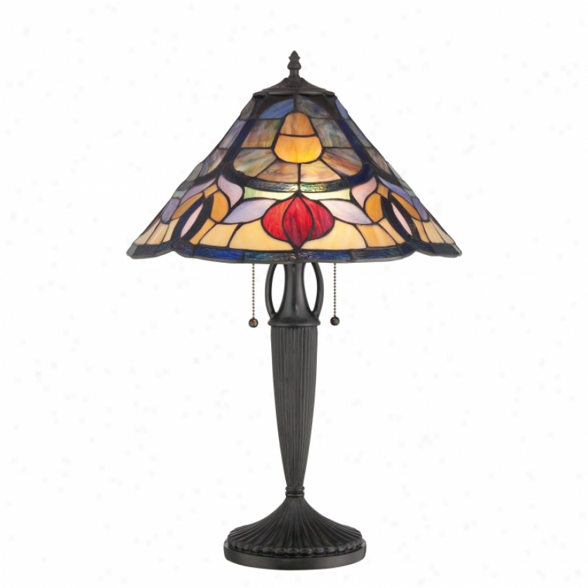 Tf1223tvb - Quoizel - Tf1223tvb > Table Lamps