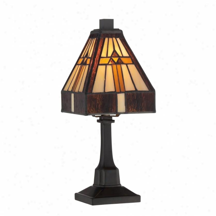 Tf1228tvb - Quoizel - Tf1228tvb > Table Lamps