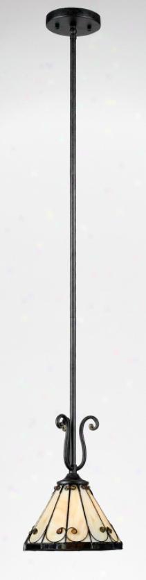 Tf1557ib - Quoizel - Tf1557ib > Tiffany Style Pendants