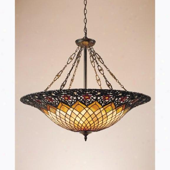 Tf1901vb - Quoizel - Tf1901vb > Tiffany Style Pendants