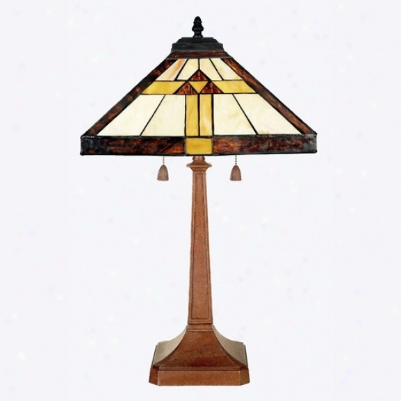 Tf6074z - Quoizel - Tf6074z > Tiffany Style Table Lamps