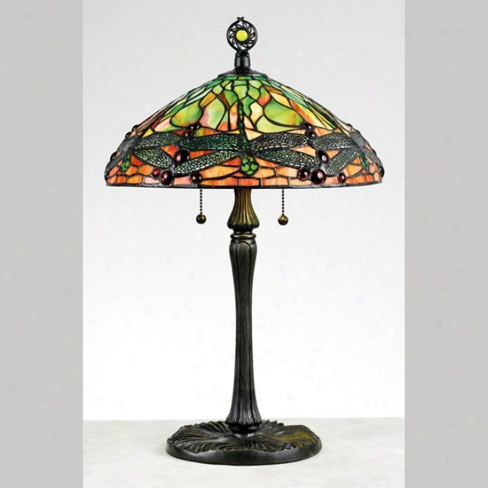 Tf6784vb - Quoizel - Tf6784vb > Tiffany Style Table Lamps