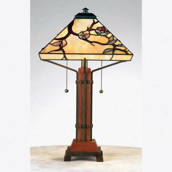 Tf6898m - Quoizel - Tf6898m > Tiffany Diction Table Lamps