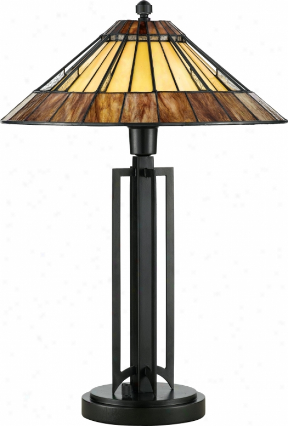 Tf702tvb - Quoizel - Tf702tvg > Table Lamps