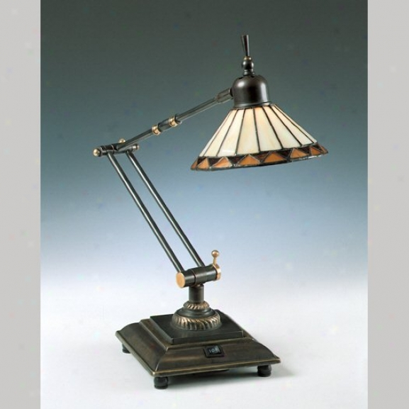 Tf7110z - Quoizel - Tf7110z > Tiffany Title Table Lamps