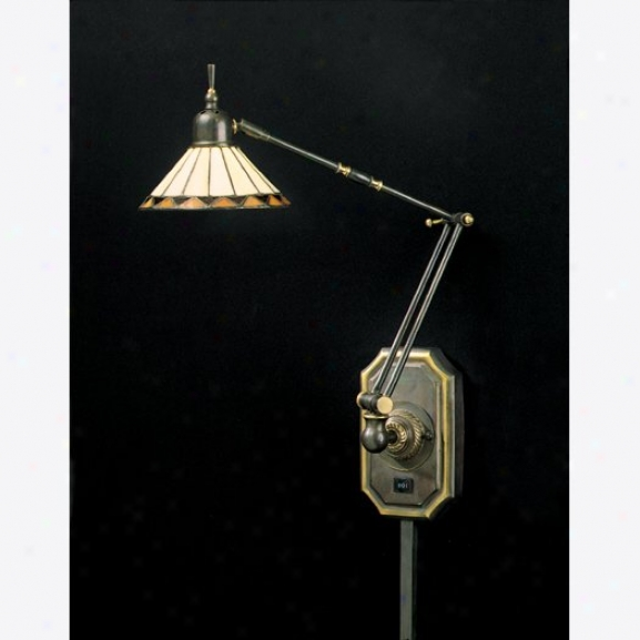 Tf8156z - Quoizel - Tf8156z > Tiffany Style Sconces