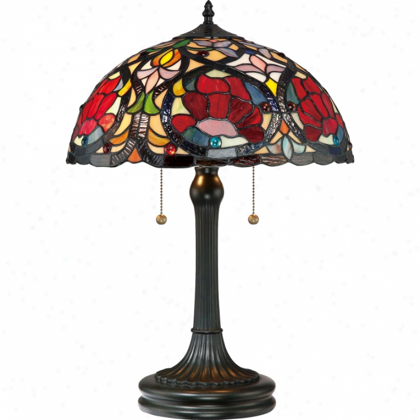 Tf879t - Quoizel - Tf879t > Tiffany Style Table Lamps