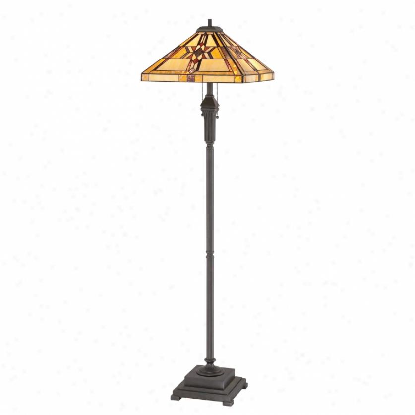Tf961fvb - Quoizel - Tf961fvb > Floor Lamps
