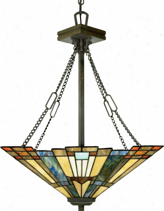 Tfik2817va - Quoizel - Tfik2817va > Tiffany Style Pendants