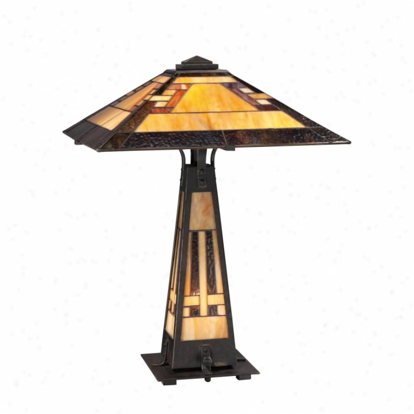 Tfky6223ib - Quoizel - Tfky6223ib > Table Lamps