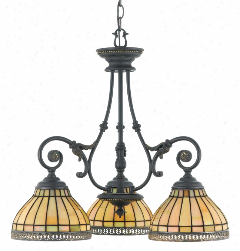 Tfso5103dn - Quoizel - Tfso5103dn > Tiffany Style Chandeliers