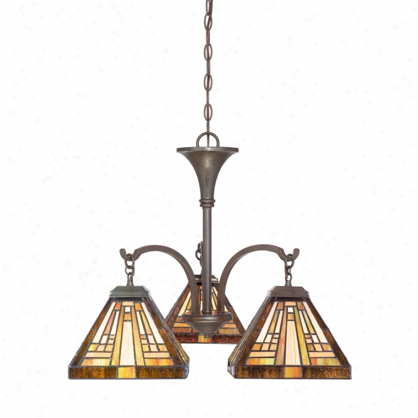 Tfst5103vb - Quoizel - Tfst5103vb > Tiffany Style Chandeliers