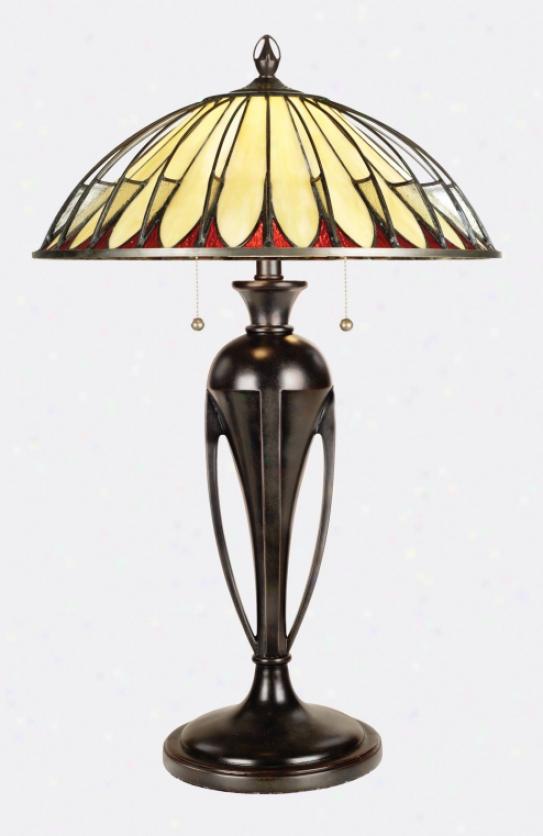 Tft13993ebc - Quoizel - Tft13993ebc > Tiffany Style Table Lamps