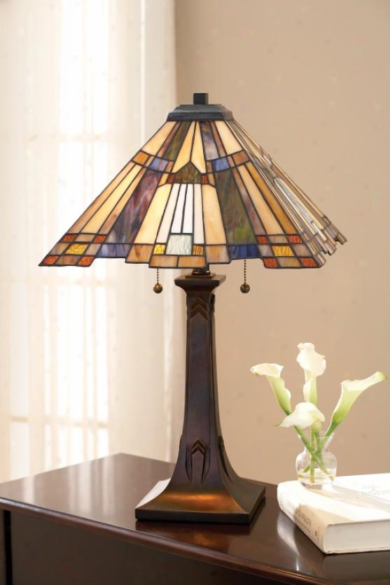 Tft16191a1va - Quoizel - Tft16191a1va > Tiffany Style Table Lamps