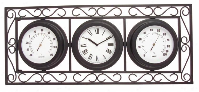 Th07-05 - Craftmade - Th073-05 > Clocks