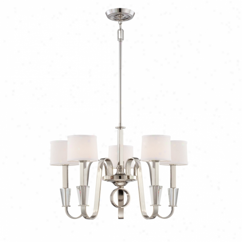 Uppa5005is - Quoizel - Uppa5005is > Chandeliers