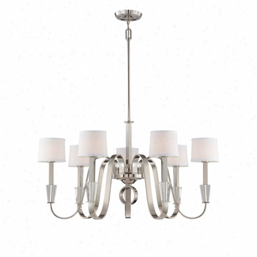 Uppa5007is - Quoizel - Uppa5007is > Chandeliers
