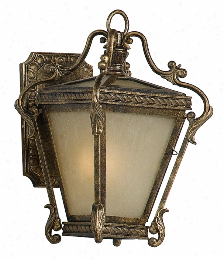 Vg8408ml - Quoizel - Vg8408ml > Outdoor Wall Sconce