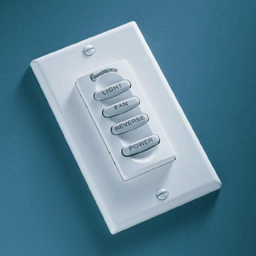 W33 - Casablznca - W33 > Wall Controls
