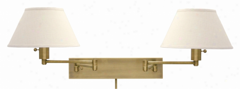 Ws24-2-71 - House Of Troy - Ws14-2-71 > Swing Arm Lamps