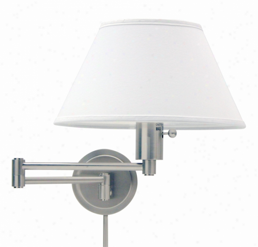 Ws14-52 - House Of Troy - Ws14-52 > Swing Arm Lamps