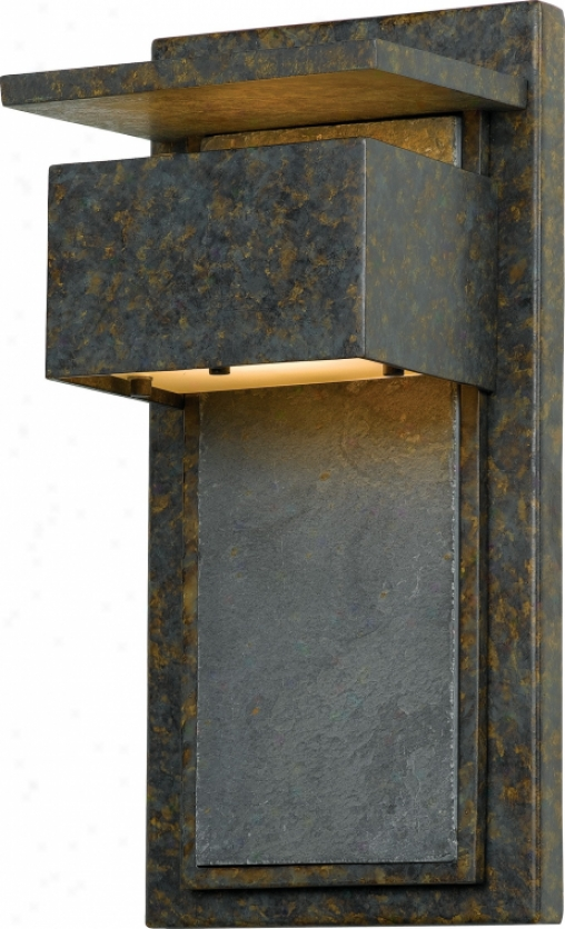 Zp8414md - Quoizel - Zp8414md > Outdoor Wall Sconce