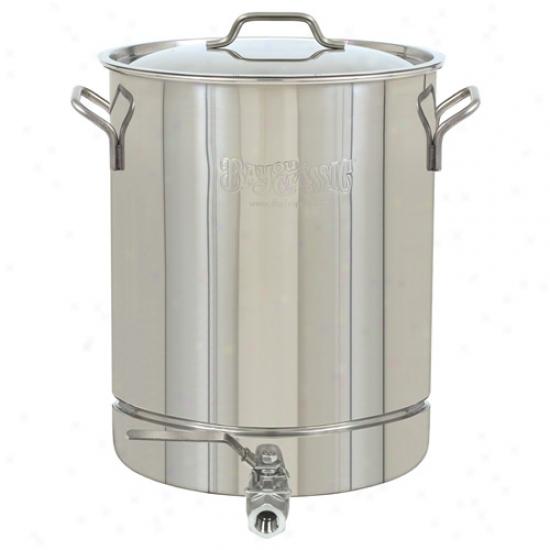 16 Gallon Spigot Stockpot