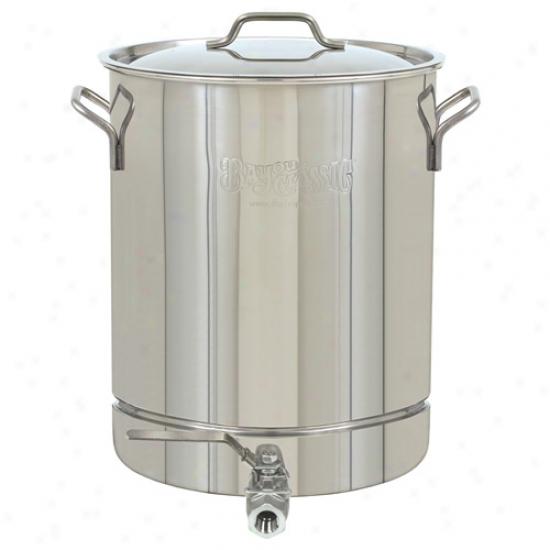 8 Gallon Spigot Stockpot
