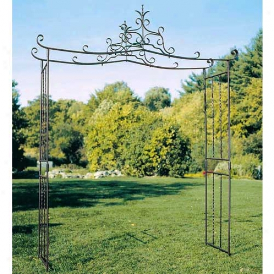 Achla Chippendale Arbor