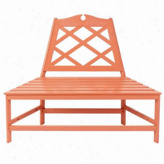 Achla Chippendale Tree Bench