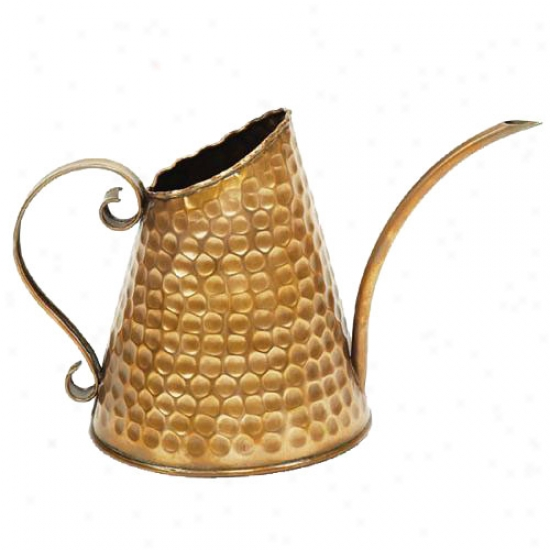 Achla Dainty Copper Watering Can