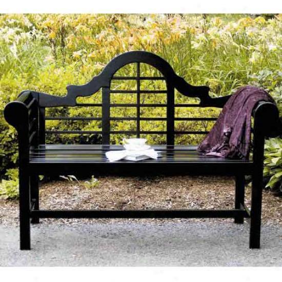 Achla Lutyens Bench