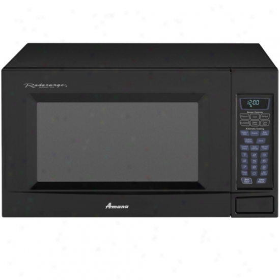 Amana 2.0 Cu. Ft. Digital Microwave - Black