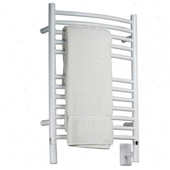 Amba Jeeves Model E Towel Warmer - Curved