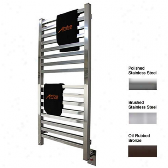 Amba Quadro Model Q-2042 Towel Warmer