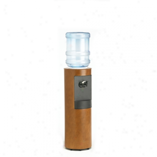 Aquaverve Cima Brown Stained Cherry Wood Water Cooler