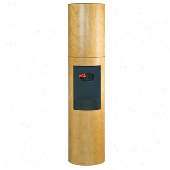 Aquaverve Cima Natural Stained Cherry Wood Water Cooler