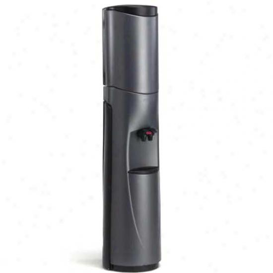 Aquaverve Pacifik Charcoal W/ Black Trim Bottleless Water Cooler