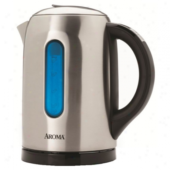 Aroma 6 Cup Diyital Electric Kettle