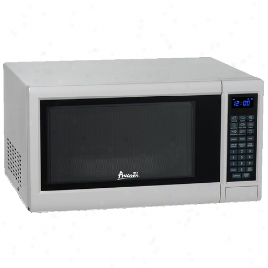 Avanti 1.2 Cubic Foot Electronic Microwave With Touch Pad