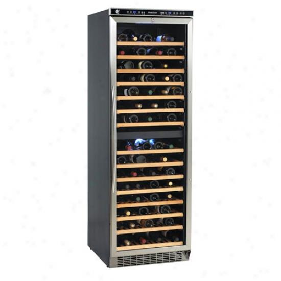 Avanti 149 Bottle Dual Zone Wine Cooler