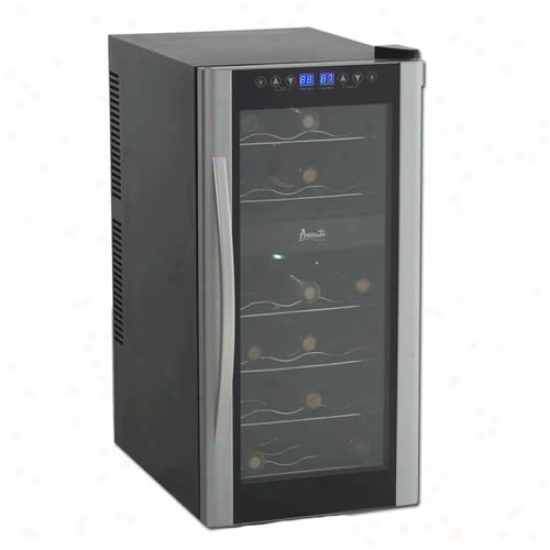 Avanti 18 Bottle Dual Zone Wine Cooler