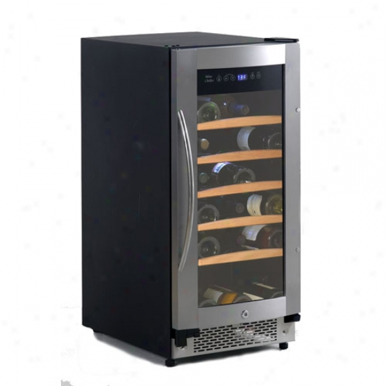 Avanti 30-bottle Built-in Wine Chiller