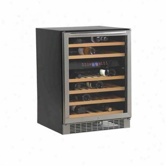 Avanti 46 Bottle Dual Zone Wine Cooler