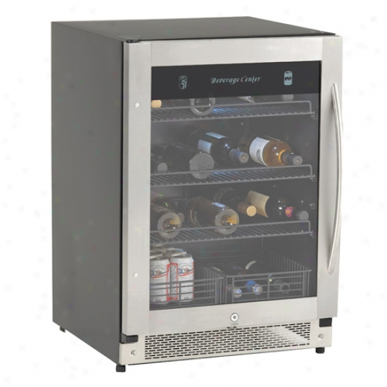 Avanti 5.8 Cu. Ft. Built-in All-refrigerator Beverage Center