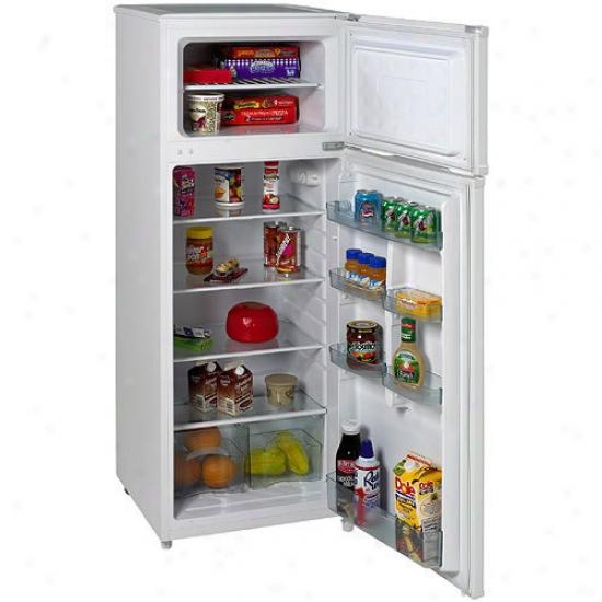 Avanti 7.5 Cu. Ft. Apartment Refrigerator